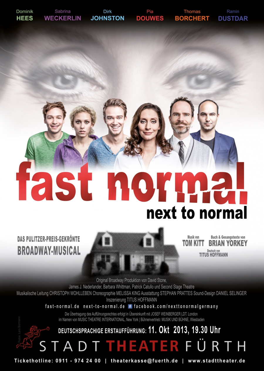 Next To Normal: Das Musical-Highlight des Jahres