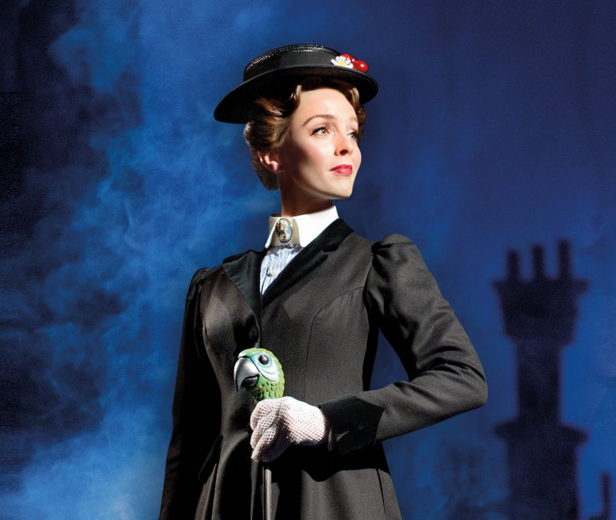 Stage Entertainment plant MARY POPPINS ab Herbst 2016 in Stuttgart aufzuführen
