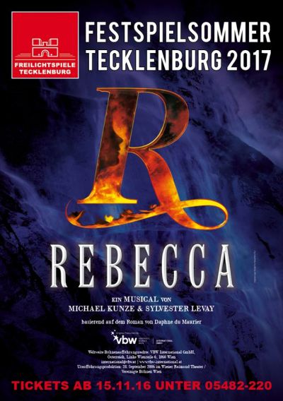 REBECCA 2017 open air in Tecklenburg