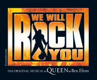WE WILL ROCK YOU wird 1. Musical im neuen Mehr! Theater am Hamburger Großmarkt